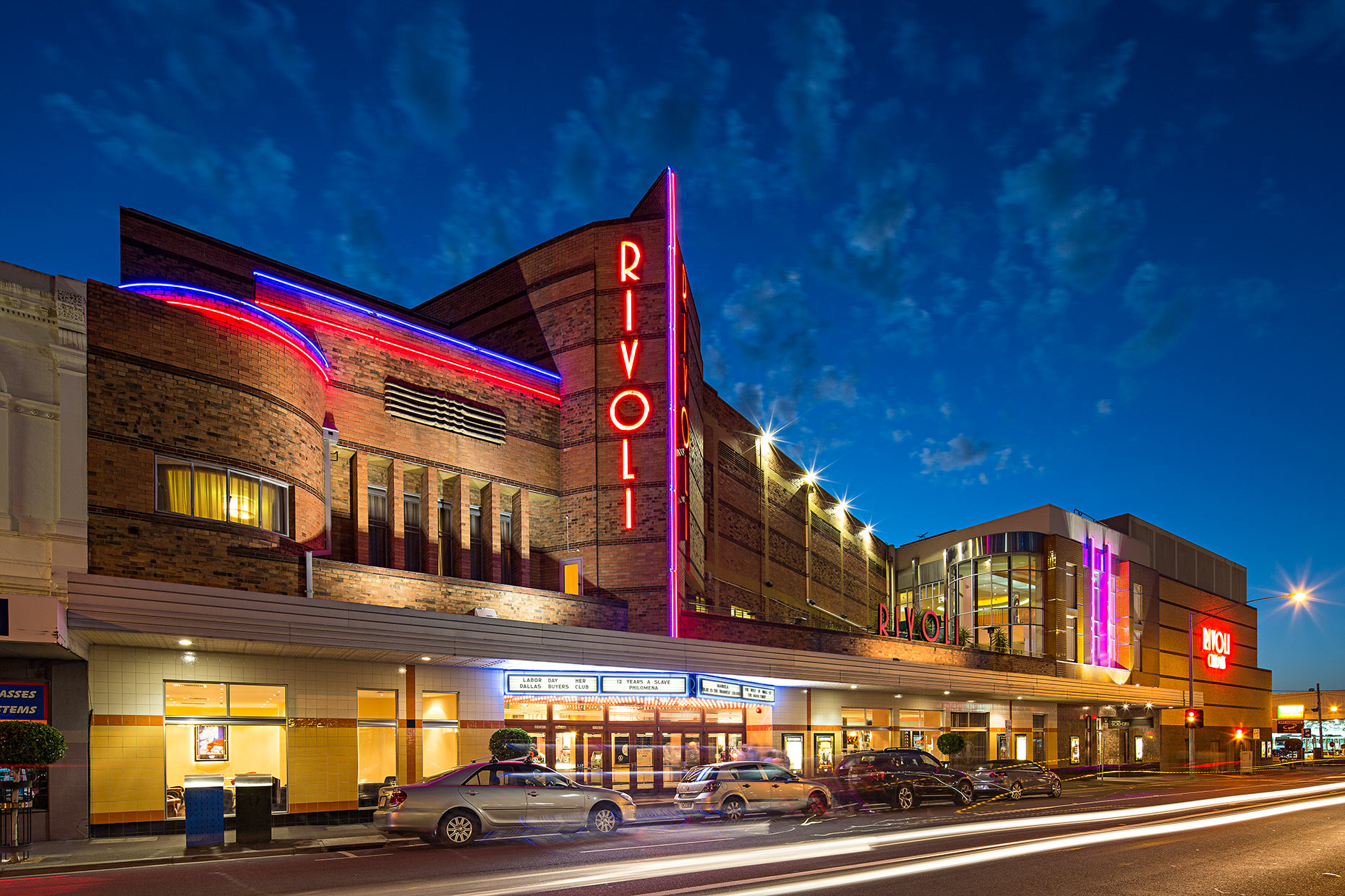 Architectural Photographer Melbourne | Rivoli Cinema Camberwell | Michael Evans Photographer